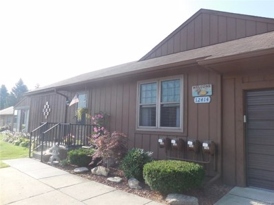 12414 Nantucket Drive UNIT 1, Green Oak Twp, MI 48178 - MLS#: 218072106