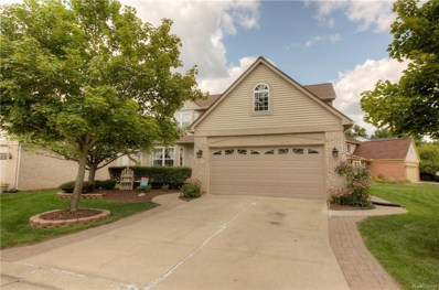 41542 Strawberry Court, Canton Twp, MI 48188 - MLS#: 218072110