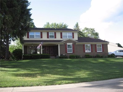 735 Dartmouth Drive, Rochester Hills, MI 48307 - MLS#: 218072247