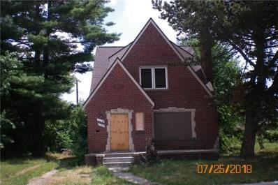 19348 Stotter Street, Detroit, MI 48234 - MLS#: 218072271