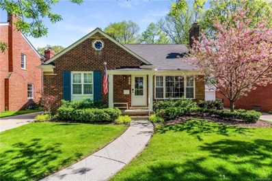 290 Mount Vernon Avenue, Grosse Pointe Farms, MI 48236 - MLS#: 218072273