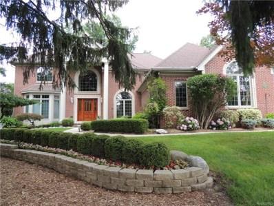 2463 Ashford, Rochester Hills, MI 48306 - MLS#: 218072285