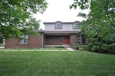 149 Foxboro Drive, Rochester Hills, MI 48309 - MLS#: 218072311