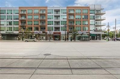 3670 Woodward Avenue UNIT 214, Detroit, MI 48201 - MLS#: 218072355