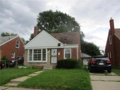 19180 Trinity Street, Detroit, MI 48219 - MLS#: 218072598