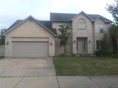 23787 Joey Drive, Brownstown Twp, MI 48134 - MLS#: 218072678