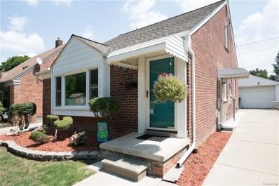 2053 Edgewood, Dearborn, MI 48124 - MLS#: 218072682
