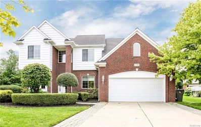 17250 Puritan Drive, Clinton Twp, MI 48038 - MLS#: 218072798