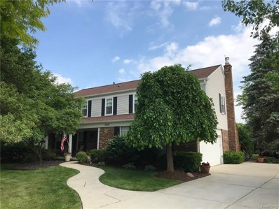 45633 Sheffield Drive, Novi, MI 48374 - MLS#: 218072807