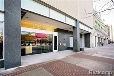 432 S Washington Avenue UNIT 1606, Royal Oak, MI 48067 - MLS#: 218072851