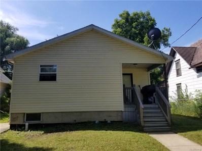 1503 Deyo Street, Jackson, MI 49203 - MLS#: 218072853