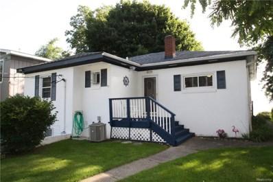 6038 Wildrose Lane, Burtchville Twp, MI 48059 - MLS#: 218073044