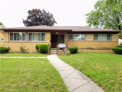 25145 Ridge Cliff Drive, Southfield, MI 48075 - MLS#: 218073064