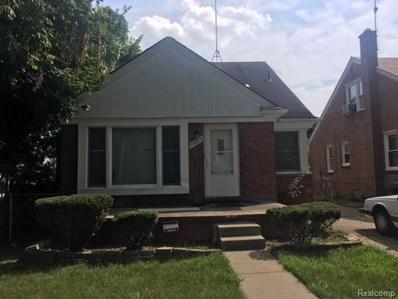 19825 Curtis Street, Detroit, MI 48219 - MLS#: 218073066