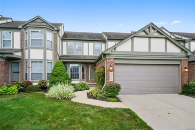 2008 Hawks Nest Court, Canton Twp, MI 48188 - MLS#: 218073187