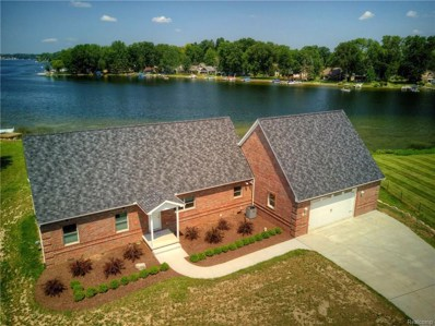 5755 Long Pointe Drive, Genoa Twp, MI 48843 - MLS#: 218073192