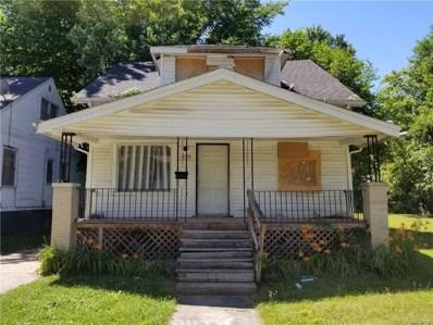 18919 Riverview Street, Detroit, MI 48219 - MLS#: 218073227