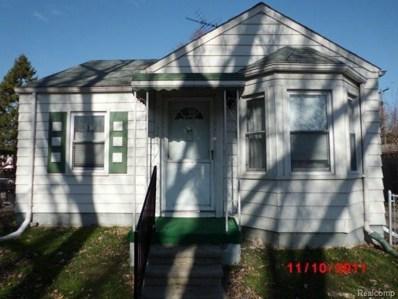 19331 Kenosha Street, Harper Woods, MI 48225 - MLS#: 218073314