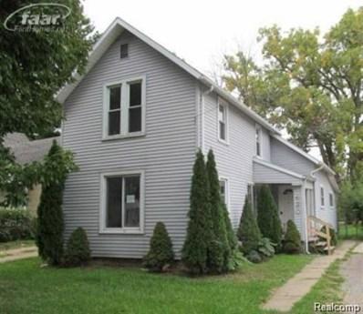 420 Grover Street, Owosso, MI 48867 - MLS#: 218073334