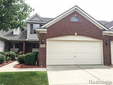 4641 Summer Ridge Drive UNIT 14, Genoa Twp, MI 48843 - MLS#: 218073348