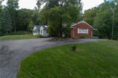 1455 Lone Pine Road, Bloomfield Twp, MI 48302 - MLS#: 218073431