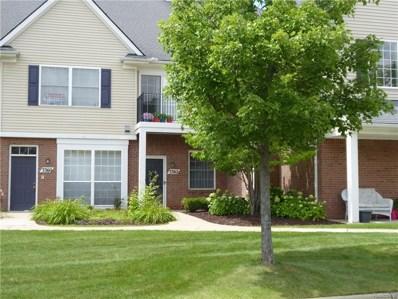 3362 Kneeland Circle, Howell Twp, MI 48843 - MLS#: 218073435