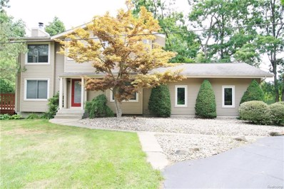 8515 Fletcher Road, Grand Blanc Twp, MI 48439 - MLS#: 218073445