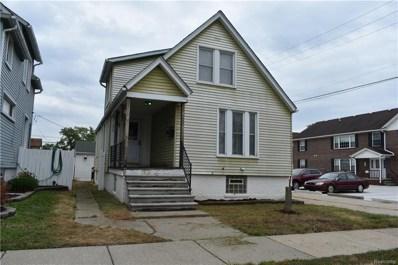 1919 2ND Street, Wyandotte, MI 48192 - MLS#: 218073512