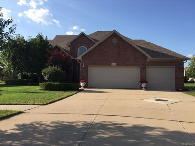 18371 London Drive, Macomb Twp, MI 48042 - MLS#: 218073570