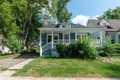 359 E Saratoga Street, Ferndale, MI 48220 - MLS#: 218073572