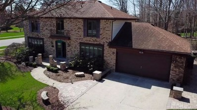 48839 W Hillcrest Court, Plymouth Twp, MI 48170 - MLS#: 218073651