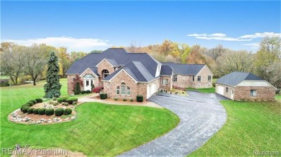 9406 Deer Creek Court, Brighton Twp, MI 48114 - MLS#: 218073664