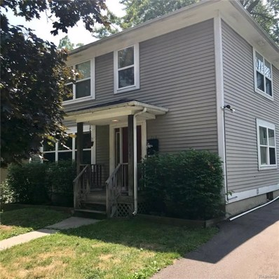 715 N Congress Street UNIT 100, Ypsilanti, MI 48197 - MLS#: 218073679