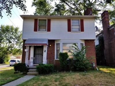 16254 Prest Street, Detroit, MI 48235 - MLS#: 218073860