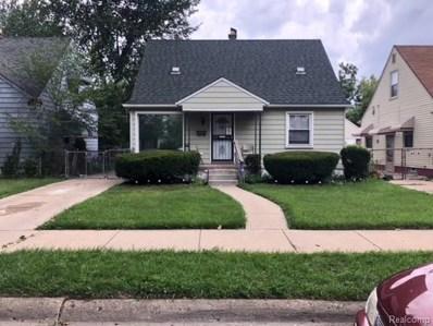 6055 Rosemont, Detroit, MI 48228 - MLS#: 218073878