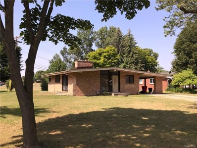 29257 Rock Creek Drive, Southfield, MI 48076 - MLS#: 218073892
