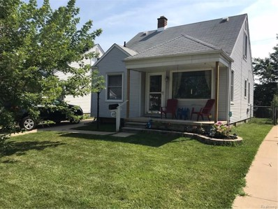4189 Irene Avenue, Lincoln Park, MI 48146 - MLS#: 218073899