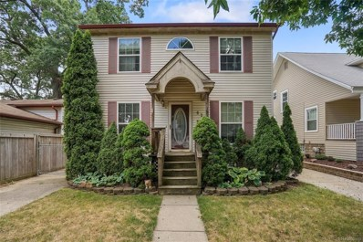 628 Baldwin Avenue, Royal Oak, MI 48067 - MLS#: 218073910