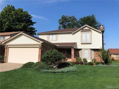 37735 Evergreen Drive, Sterling Heights, MI 48310 - MLS#: 218074076