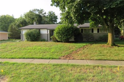 6565 Little Turkey Run, Shelby Twp, MI 48317 - MLS#: 218074083