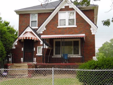14205 Mark Twain Street, Detroit, MI 48227 - MLS#: 218074107