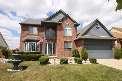 40655 Canterbury Drive, Clinton Twp, MI 48038 - MLS#: 218074120