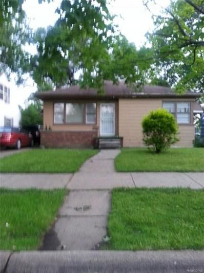 18930 Kingsville Street, Detroit, MI 48225 - MLS#: 218074201
