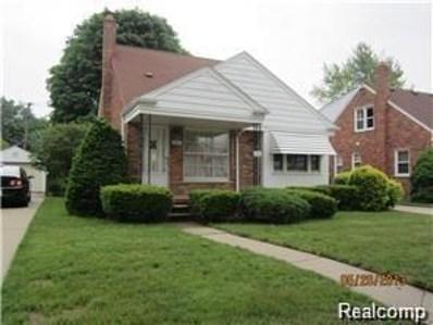 1851 Culver Avenue, Dearborn, MI 48124 - MLS#: 218074271