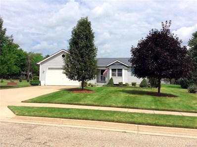 1293 Meadow Green Lane, Linden, MI 48451 - MLS#: 218074315