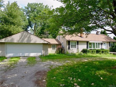 5181 25 Mile Road, Shelby Twp, MI 48316 - MLS#: 218074334