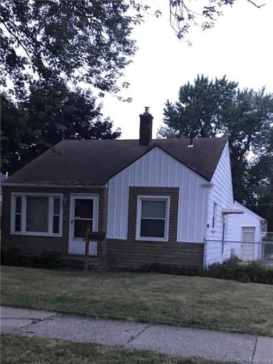4900 Jackson Street, Dearborn Heights, MI 48125 - MLS#: 218074339