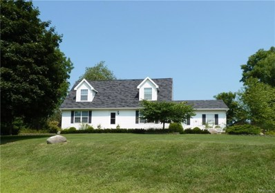 58720 Costly Lane, Lyon Twp, MI 48178 - MLS#: 218074347