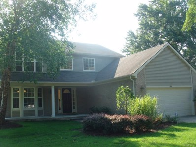 1702 Beech Lane Drive, Troy, MI 48083 - MLS#: 218074367