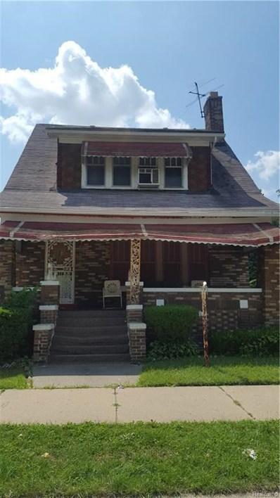 5825 Holcomb Street, Detroit, MI 48213 - MLS#: 218074461